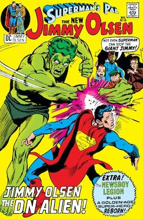Superman's Pal, Jimmy Olsen #136