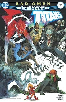 Titans (2016-) #12