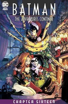 Batman: The Adventures Continue #16