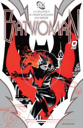 Batwoman (2011-) #0