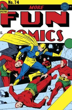 More Fun Comics #74-75