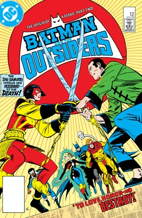 Batman and the Outsiders (1983-) #12