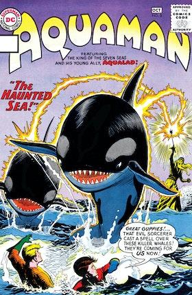 Aquaman (1962-) #5