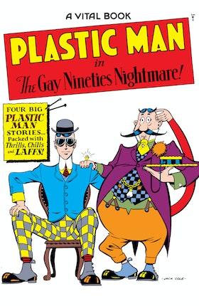Plastic Man (1943-) #2