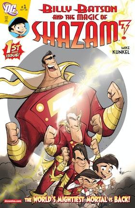 Billy Batson & the Magic of Shazam! #1