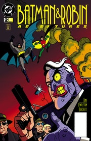 read the batman and robin adventures 1995 3 on dc universe. Black Bedroom Furniture Sets. Home Design Ideas
