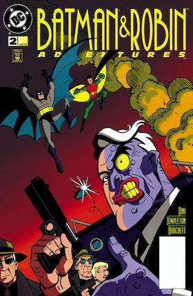 The Batman and Robin Adventures #2