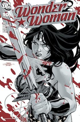 Wonder Woman (2006-) #10