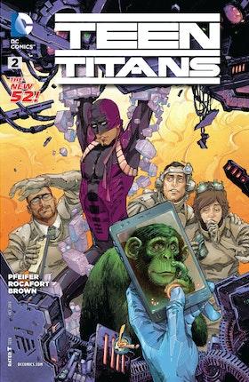 Teen Titans (2014-) #2