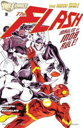 Flash (2011-) #3