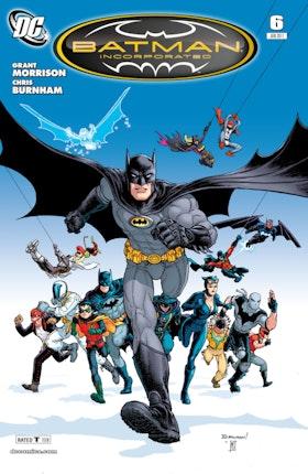 Batman Incorporated (2010-) #6