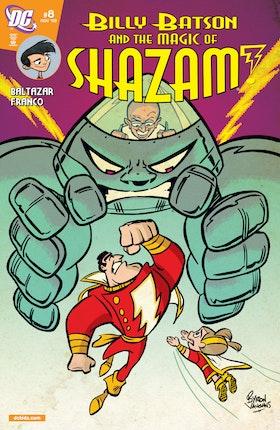 Billy Batson & the Magic of Shazam! #8