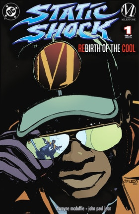 Static Shock!: Rebirth of the Cool #1
