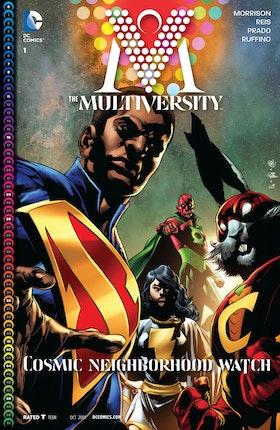 The Multiversity #1