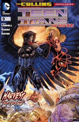 Teen Titans (2011-) #9