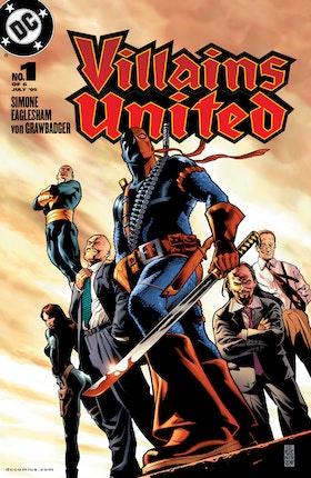 Villains United #1