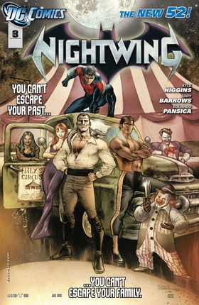 Nightwing (2011-) #3