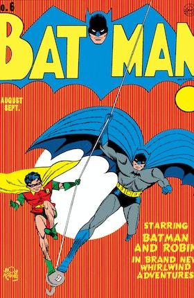 Batman (1940-) #6