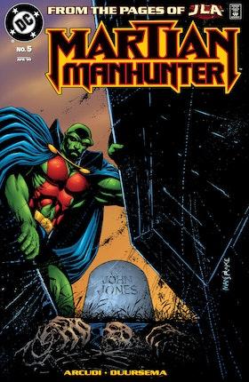 Martian Manhunter (1998-) #5