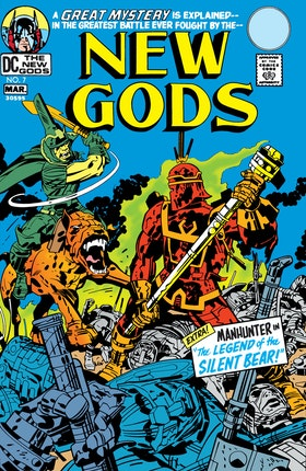 The New Gods #7
