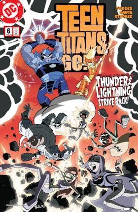 Teen Titans Go! (2003-) #6