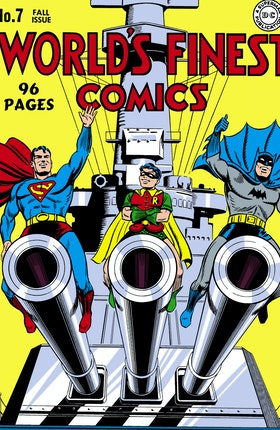 World's Finest Comics (1941-) #7