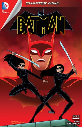 Beware The Batman #9