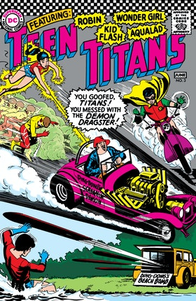 Teen Titans (1966-) #3