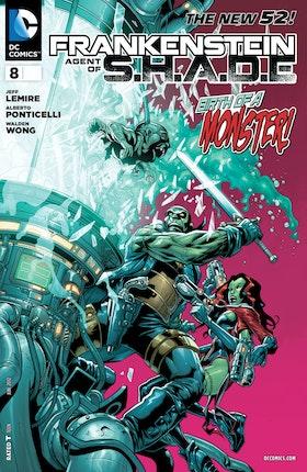 Frankenstein, Agent of SHADE #8