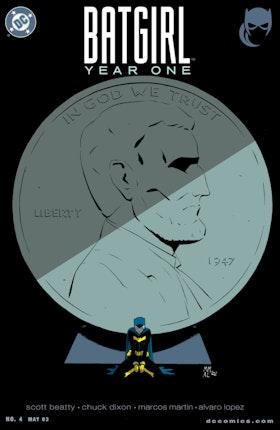 Batgirl Year One #4
