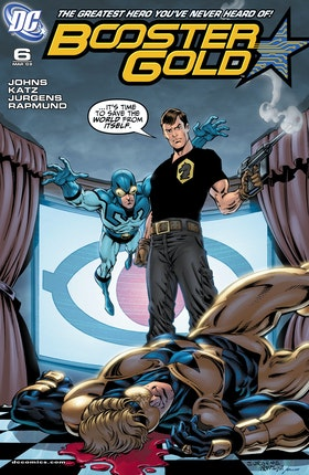 Booster Gold (2007-) #6