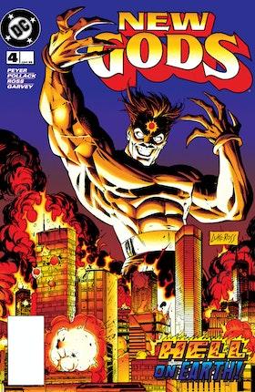 New Gods (1995-) #4