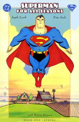 Superman For All Seasons #1
