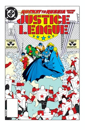 Justice League (1987-) #3
