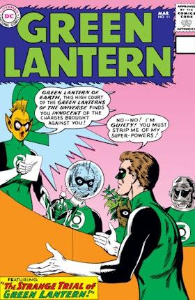 Green Lantern (1960-) #11