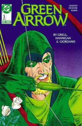 Green Arrow (1987-) #5