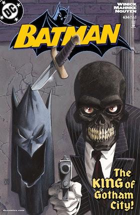 Batman (2010-) #636