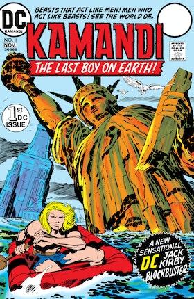 Kamandi: The Last Boy on Earth #1
