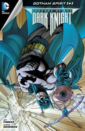 Legends of the Dark Knight #16