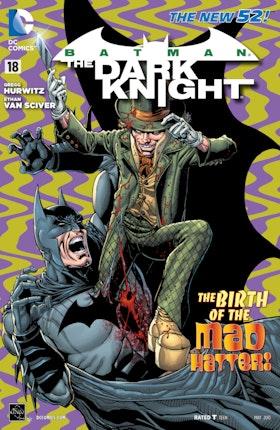 Batman: The Dark Knight (2011-) #18