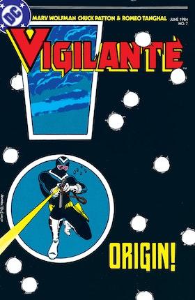 The Vigilante #7
