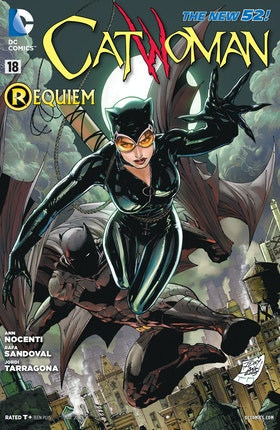 Catwoman (2011-) #18