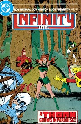 Infinity, Inc. (1984-) #13