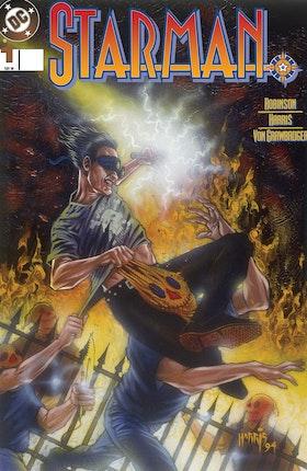 Starman (1994-) #1