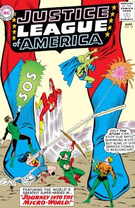 Justice League of America (1960-) #18