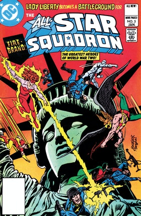 All-Star Squadron #5