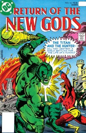 The New Gods #16