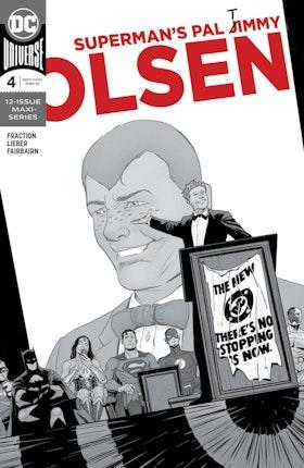 Superman's Pal Jimmy Olsen (2019-2020) #4