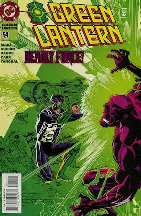 Green Lantern (1990-) #54