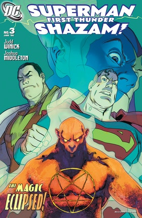 Superman/Shazam!: First Thunder #3